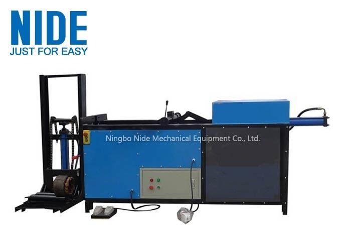 Induction Stator Copper Coil Winding Machine For 80 - 250 Electric Motor Stator