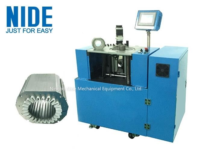 Highly active stator insulation paper insertion machine for motor winding