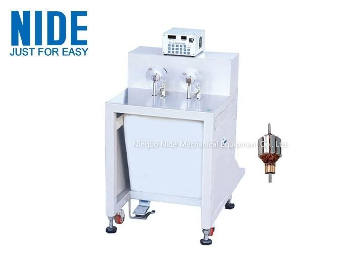 370w Automatic Motor Armature Winding Machine Micro Computer Controlled